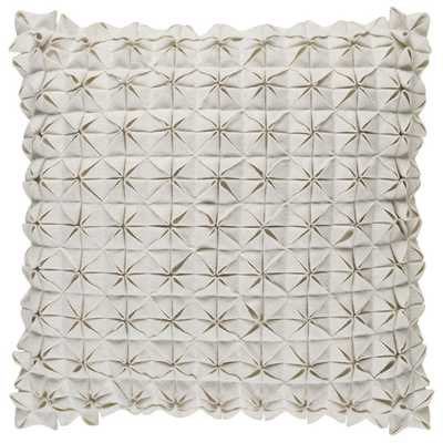Structure Wool Throw Pillow - AllModern