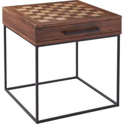 SAIC checkers-chess table - CB2