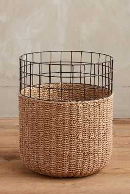Cage Basket - Anthropologie
