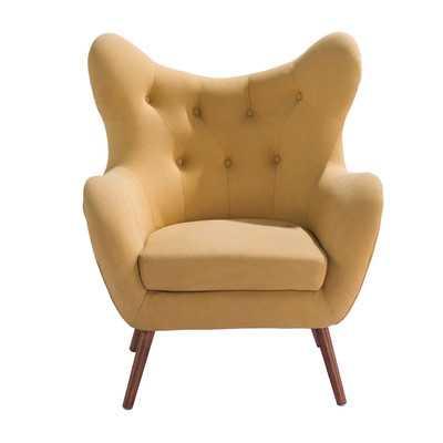 Lorraine Club Chair - Wayfair