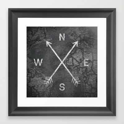 Compass (Map) - Society6