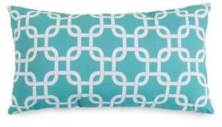 Links Outdoor Pillow - One Kings Lane
