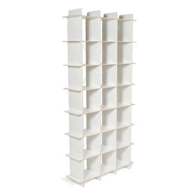 "Tall Modern 79.25"" Cube Unit - Wayfair"
