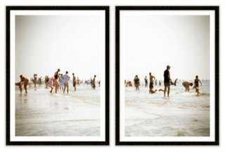 Thom Filicia, Warm Memories V Diptych - One Kings Lane