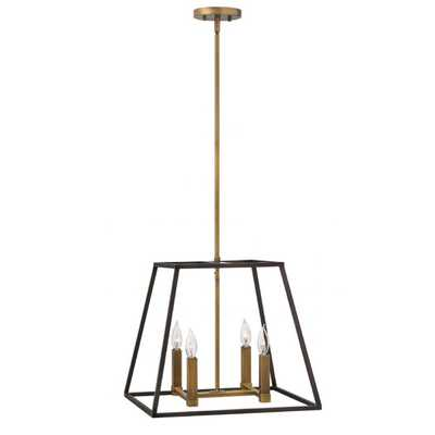Fulton 4 Light Foyer Pendant by Hinkley Lighting - AllModern