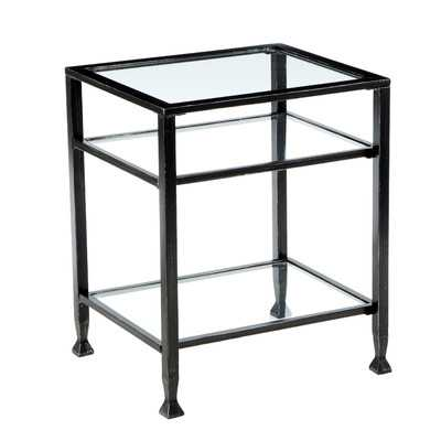 Shakudo End Table - Wayfair