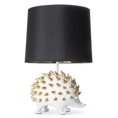 Hedgehog Figural Table Lamp - Target