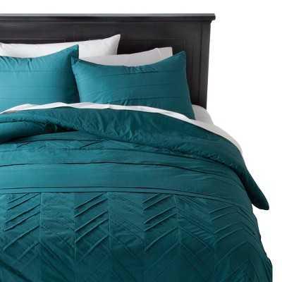 "Nate Berkusâ""¢ Textured Comforter Set - Target"