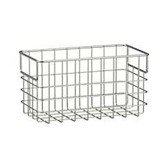 Small Wire Basket - Crate and Barrel