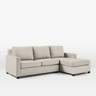 Henry® 2-Piece Chaise Sectional - West Elm
