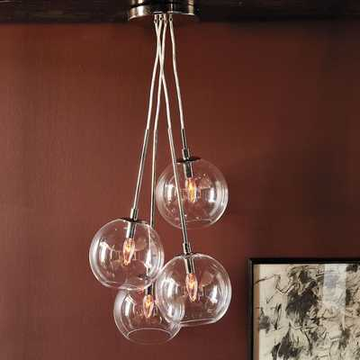 Cluster Glass Pendant - West Elm
