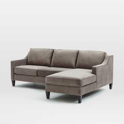 Paidge 2-Piece Chaise Sectional - West Elm