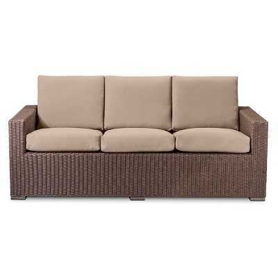 Threshold™ Heatherstone All Weather Wicker Sofa - Target