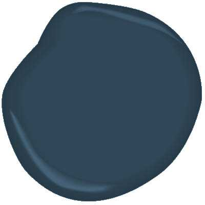 Benjamin Moore Washington Blue Paint - Benjamin Moore