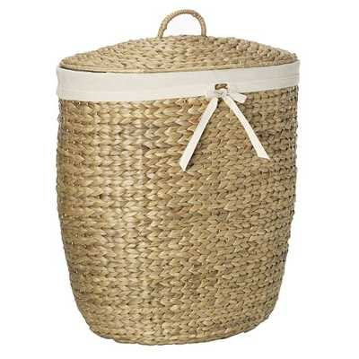 Curved Hamper - West Elm