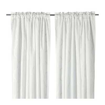 HILLMARI Curtains, 1 pair - Ikea