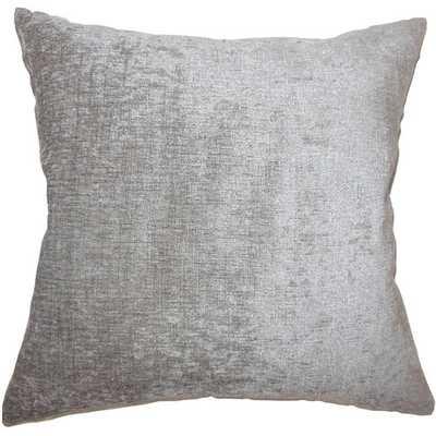 Disoto Velvet Throw Pillow - AllModern