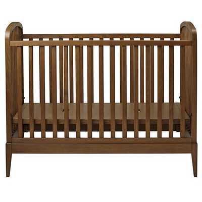 Cocoa Archway Crib - Land of Nod