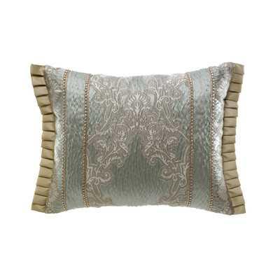 """Opal Throw Pillow - 16"""" H x 20"""" W - Polyester/Polyfill - Wayfair"""