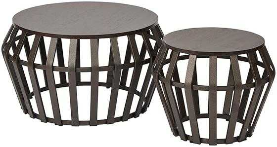 Miles Bunching Tables - Set of 2 - Home Decorators