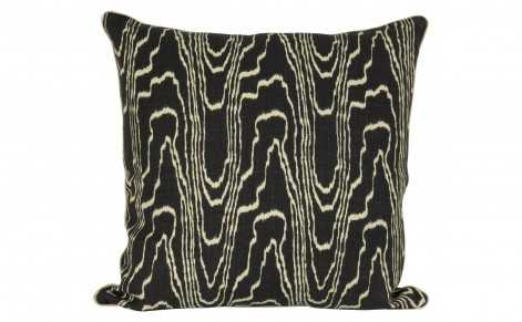 """FAUX BOIS PILLOW 22"""" x 22"""" with insert - Jayson Home"""