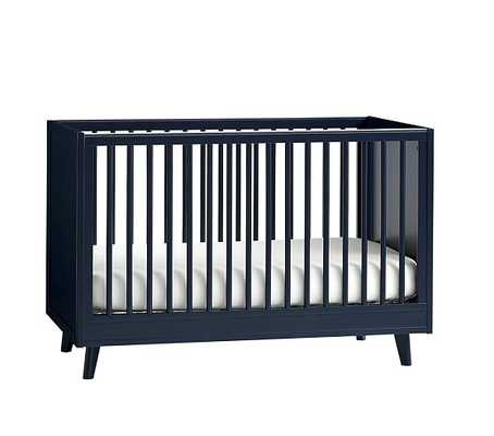 Reese Crib-Midniht Navy - Pottery Barn Kids