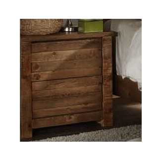 Progressive Furniture Melrose 2 Drawer Nightstand - Wayfair