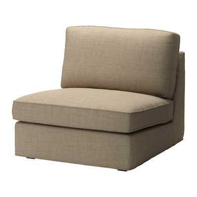 KIVIK One-seat section, Isunda beige - Ikea