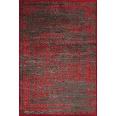 Vogue Red Rug - 8' x 11' - AllModern