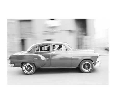 Cruising Cuba by Jesse Leake - Pottery Barn