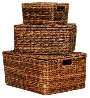 S/3 Nesting Baskets - One Kings Lane