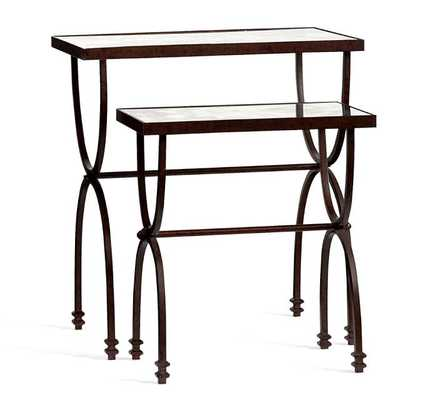 WILLOW NESTING TABLES, SET OF 2 - Pottery Barn