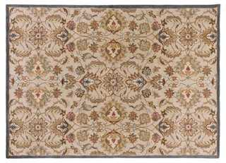 Javan Rug, Blonde - One Kings Lane