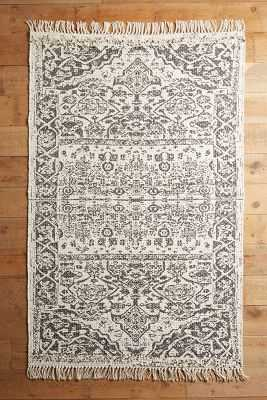 Alondra Rug - White - 8' x 10' - Anthropologie