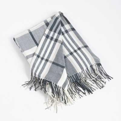 Plaid Design Throw Blanket - Overstock
