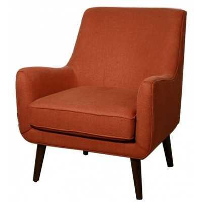 Faris Arm Chair PERSIMMON - Apt2B