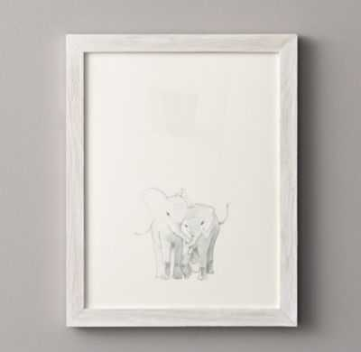 Watercolor animal illustrations - Elephant - RH Baby & Child