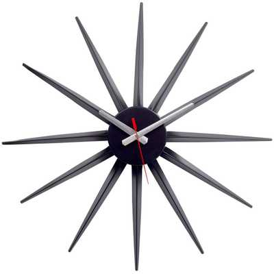 Starflash Wall Clock - Domino
