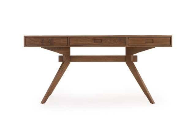 Holland Desk-Walnut - Joybird
