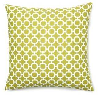 Holly Outdoor Pillow - One Kings Lane