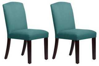 Laguna Indio Side Chairs, Pair - One Kings Lane