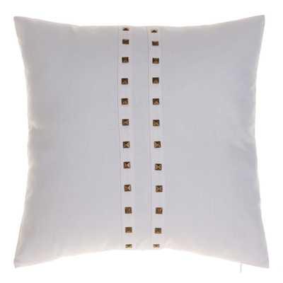 "Jessa Throw Pillow - 20""x20"" - Cotton -insert included - Wayfair"