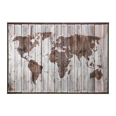 "PREMIÃ""R Picture, driftwood map - Ikea"