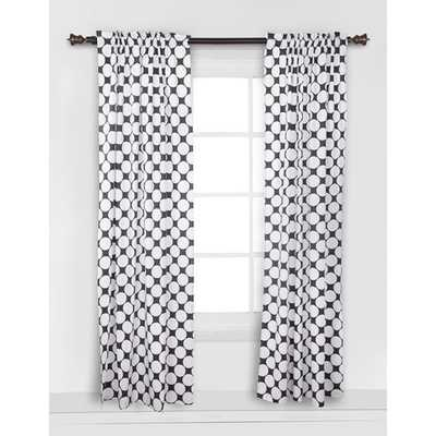 Large Dots Curtain Panel - AllModern