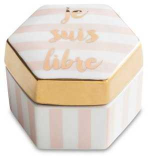 Ladies Choice Je Suis Libre Peace Box - One Kings Lane