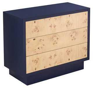 Harding Dresser, Navy/Natural - One Kings Lane