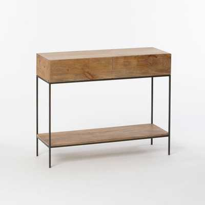 Industrial Storage Console - West Elm