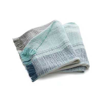 Pickett Ocean Throw - Crate and Barrel
