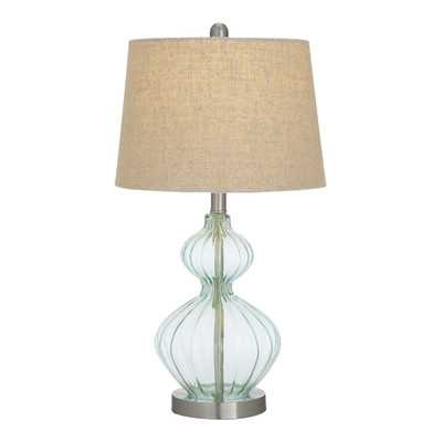 "Kawaii 25"" H Table Lamp with Empire Shade - Wayfair"