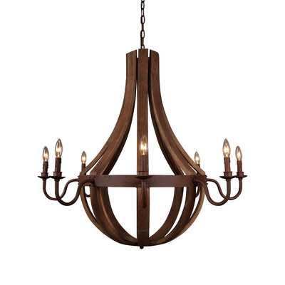 Pasquale 8 Light Chandelier - Wayfair